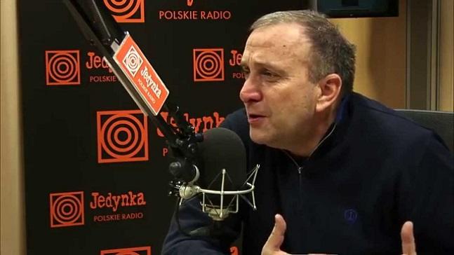 Grzegorz Schetyna. Photo: Polskie Radio