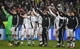 Legia beats Sporting, prepares for Europa League