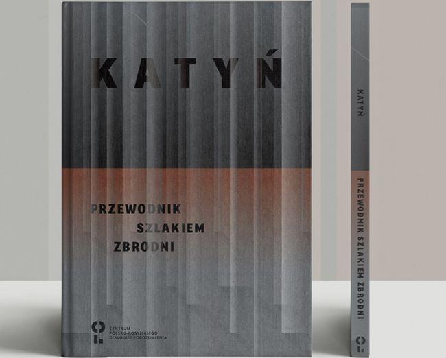 Обложка путеводителя «Катынь. По следам преступления»