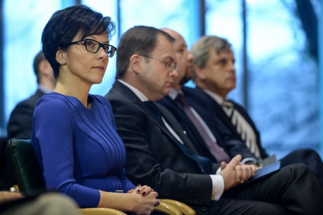 Małgorzata Zaleska. Photo: PAP/Marcin Obara