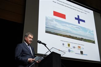 Finnish President: Polish-Finnish relations 'exemplary'