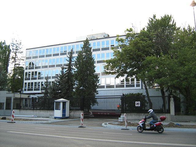 Посольство США у Варшаві