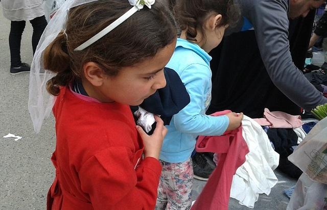 Dzieci z Syrii