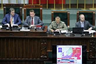 More efficient NATO command needed: defence minister