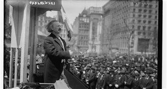 Geniusz i patriotyzm Ignacego Jana Paderewskiego