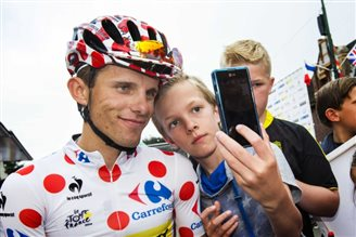 Majka to drop out of Tour de Pologne?
