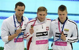 Kawęcki claims victory at European Championships