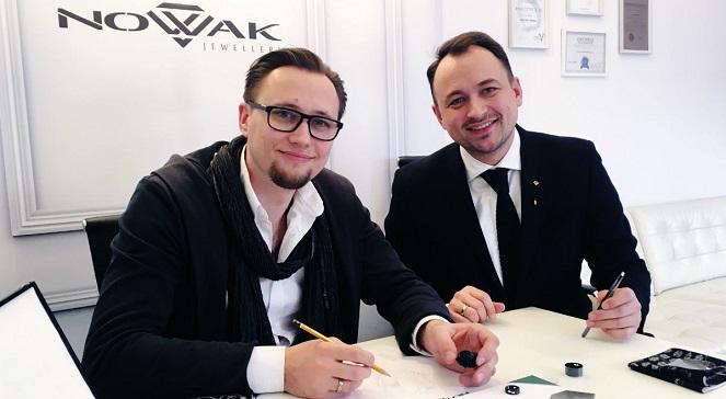 Марцин (слева) и Раймунд Новак.