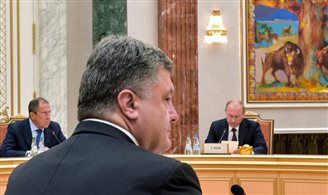 No breakthrough at Minsk talks