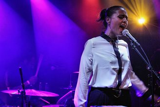 Jessie Ware in Poland