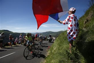 Poland's Majka third in fifth stage of Tour de France