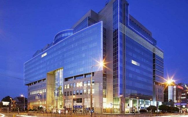 The PKO BP headquarters in Warsaw. Photo: Wikimedia Commons