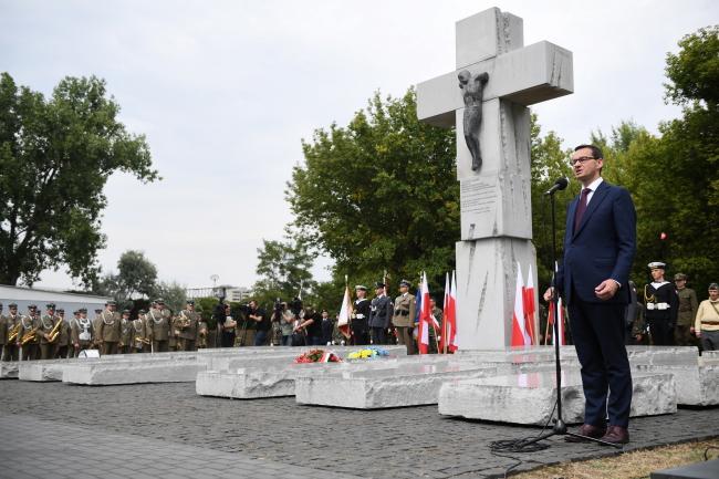Прем'єр-міністр Матеуш Моравєцький, 11 липня 2018 року