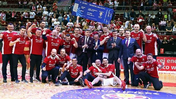 Национальная сборная Польши по баскетболу