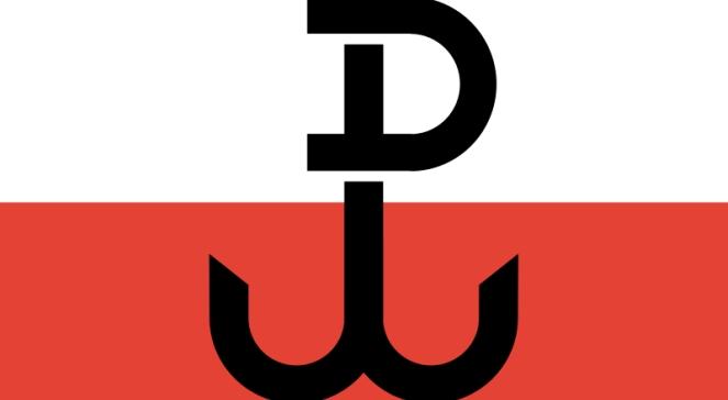 Котвиця (якір) – знак Польщі, яка бореться