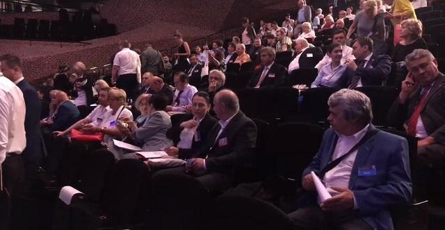 Гости ХХ Всемирной экономической конференции полонии в Торуни