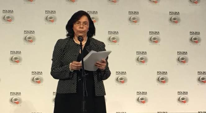 """Anna-Maria Cernea jest lekarką, nagrodzoną podczas Kongresu """"Polska Wielki Projekt"""""""