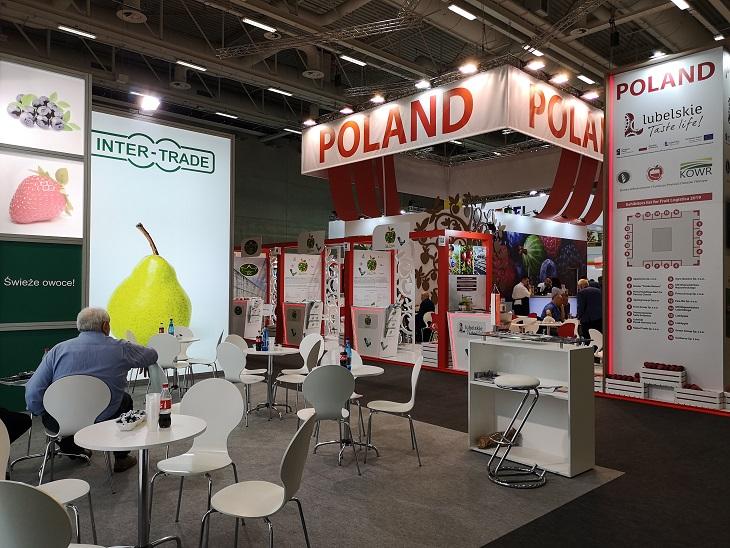 Polacy na Fruit Logistica w Berlinie