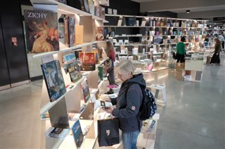 Warsaw Book Fair in full swing