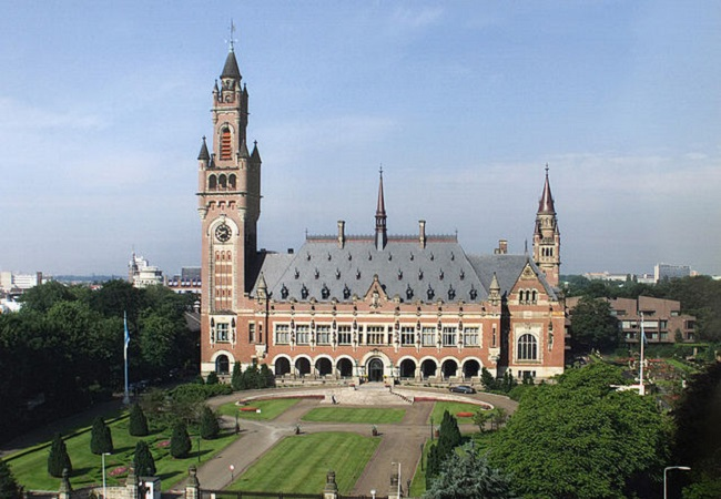 Peace Palace in The Hague, seat of the International Court of Justice. Photo: Wikimedia Commons/Yeu Ninje.