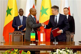 Poland and Senegal sign bilateral deal