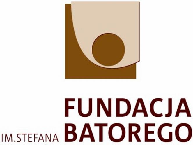 Логотип Фонда им. Стефана Батория