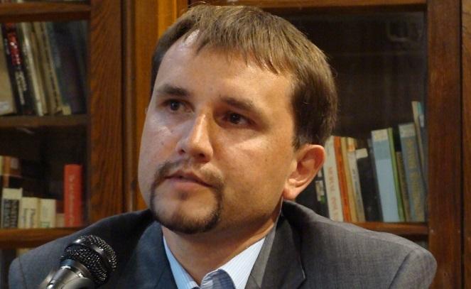 Директор ИНП Украины Владимир Вятрович
