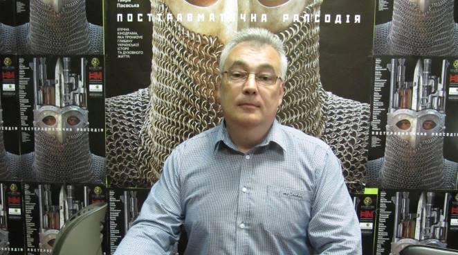 """Лідер громадської організації """"Права справа"""" Дмитро Снєгирьов"""