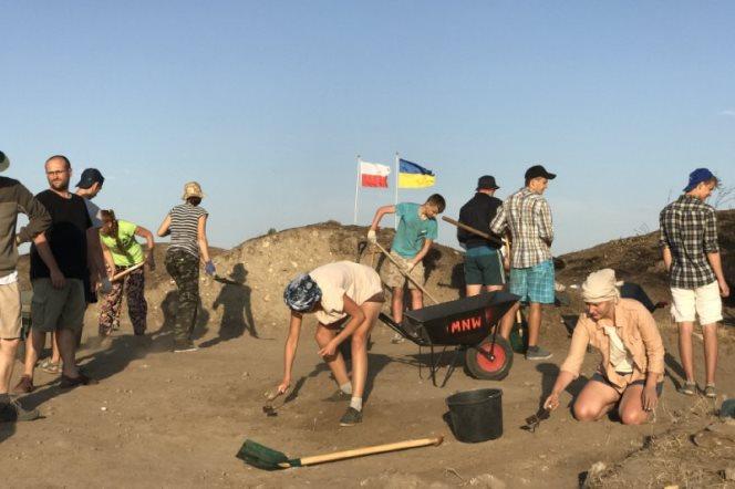 Польська археологічна експедиція в Ольвії, 2017 рік