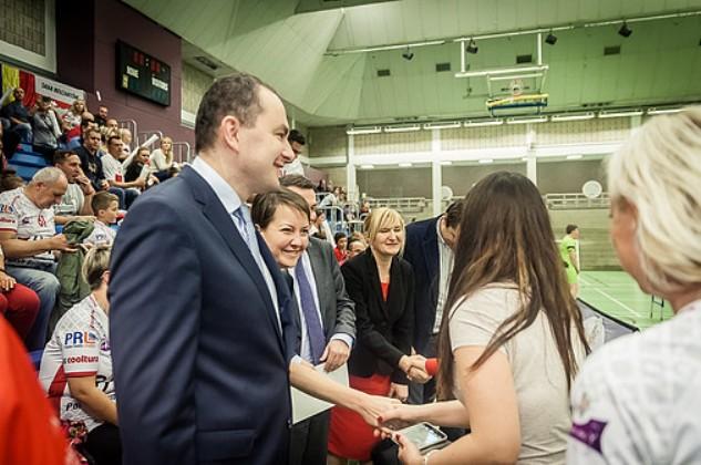 Szef Gabinetu Prezydenta RP spotkał się z Polonią w Wielkiej Brytanii