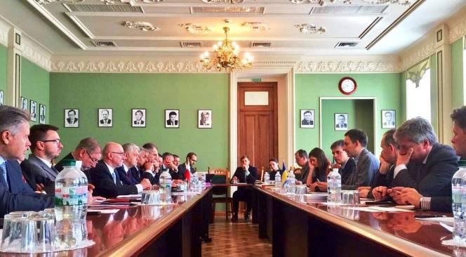 VII засідання Українсько-польського Форуму партнерства у Києві