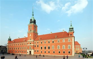 Aus dem Archiv: Wiederaufbau Warschaus (1973)