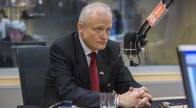 Голова Польсько-української господарчої палати Яцек Пєхота
