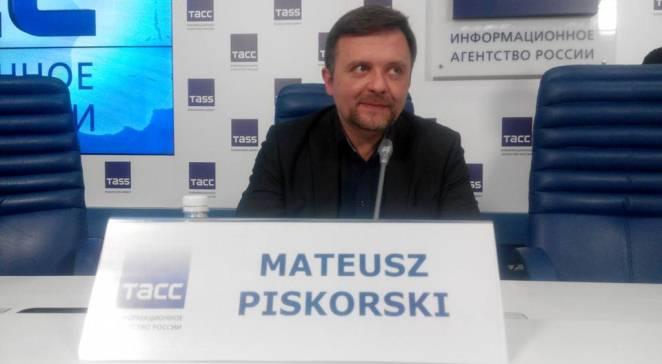 Лідер партії «Зміна» («Zmiana») Матеуш Піскорський