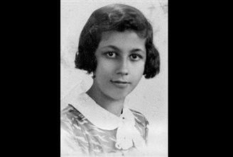 Polish author tells story of Polish Anne Frank