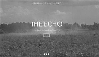 """""""Echo"""" – książka o budowaniu pamięci"""