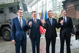 Rozpoczęła się druga tura negocjacji ws. zakupu systemu Patriot