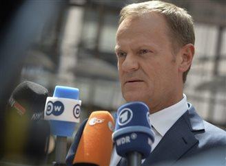EU to bolster sea border, target migrant smugglers