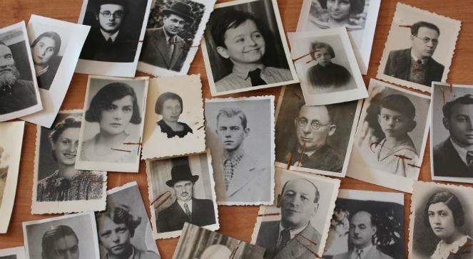 Zdjęcia części ocalonych przez polskich dyplomatów z Grupy Ładosia