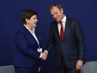 Poland's PM Szydło at COP21