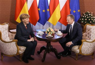 Poland and Germany threaten further Russian sanctions