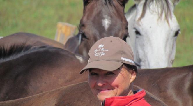 Zastawno - Renata Burzyńska i jej konie