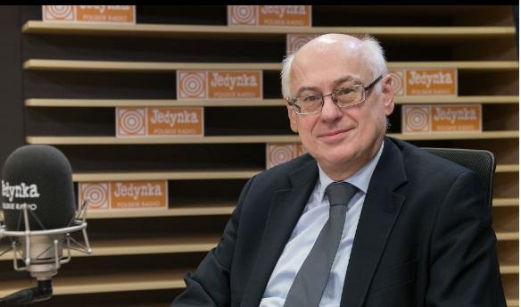 Евродепутат Здзислав Краснобембский