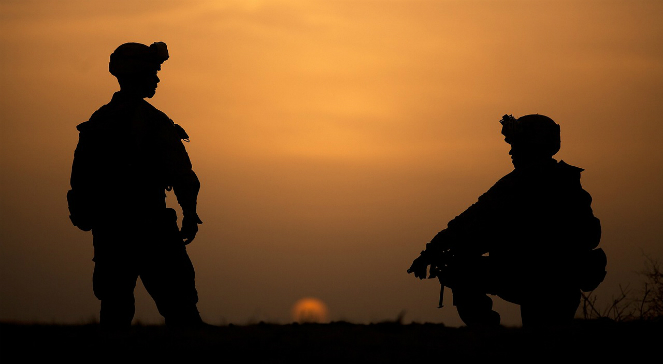 Żołnierze - zdjęcie ilustracyjne