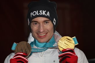 Medals at last for Poland in winter Olympics