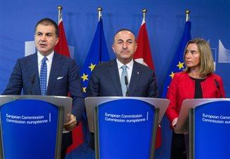 В Брюсселе организована встреча на тему взаимоотношений ЕС с Турцией