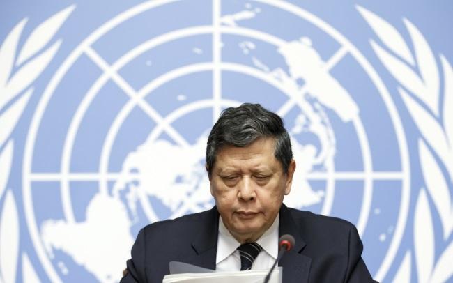 Марзуки Дарусман - глава следственной группы ООН в Мьянме