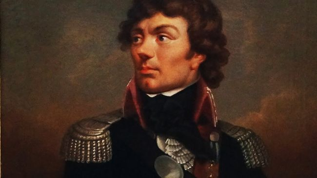 Тадеуш Костюшко - польский и американский генерао, участник войны за независимость США (1775–1783) и вождь польского национального восстания.
