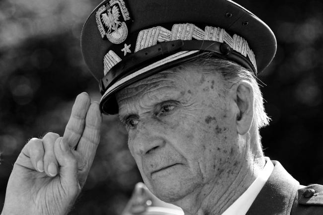 Генерал Збіґнєв Сцібор-Рильський, архівне фото – 01.08.2011