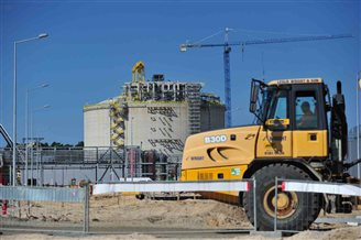 Latest audit slams LNG terminal delays